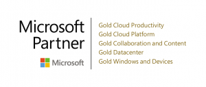 Microsoft Gold Partner Cloud