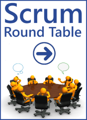 Banner Scrum Round Table