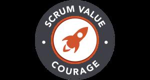 Scrum Value Courage