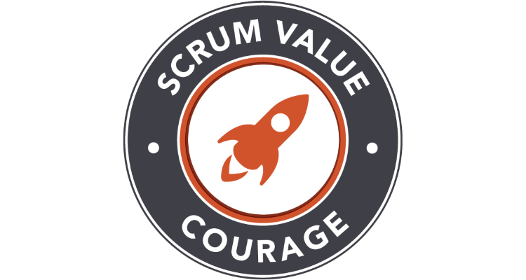 Scrum Value Courage
