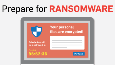 prepare for Ransomware400