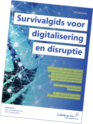 Survivalgids voor digitalisering en disruptie