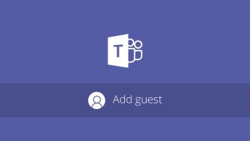 Microsoft Teams gastgebruik