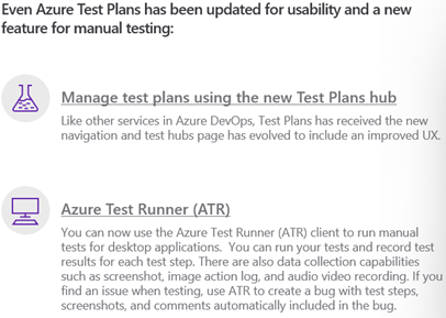 Test Management Azure Test Plans