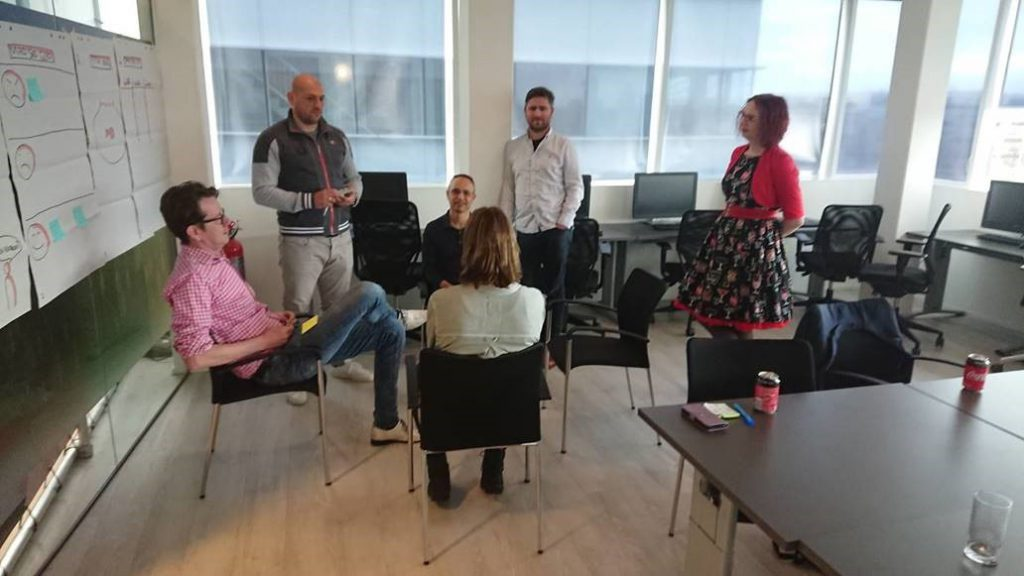 Scrum Round Tables - Better Retrospectives