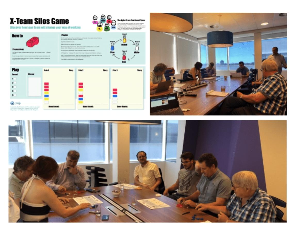 DevOps Round Table cross-functional team