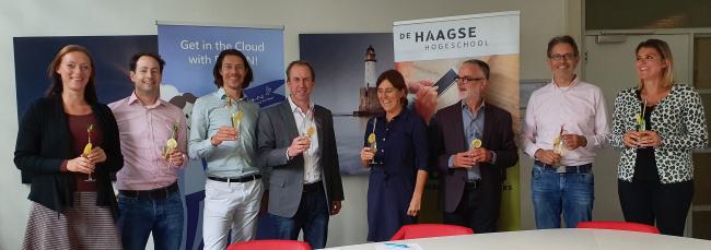 Samenwerking De Haagse Hogeschool en Delta-N