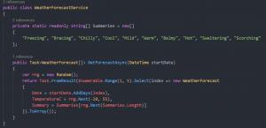 Blazor Web app(s) bouwen