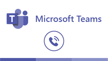 Bellen via Microsoft Teams