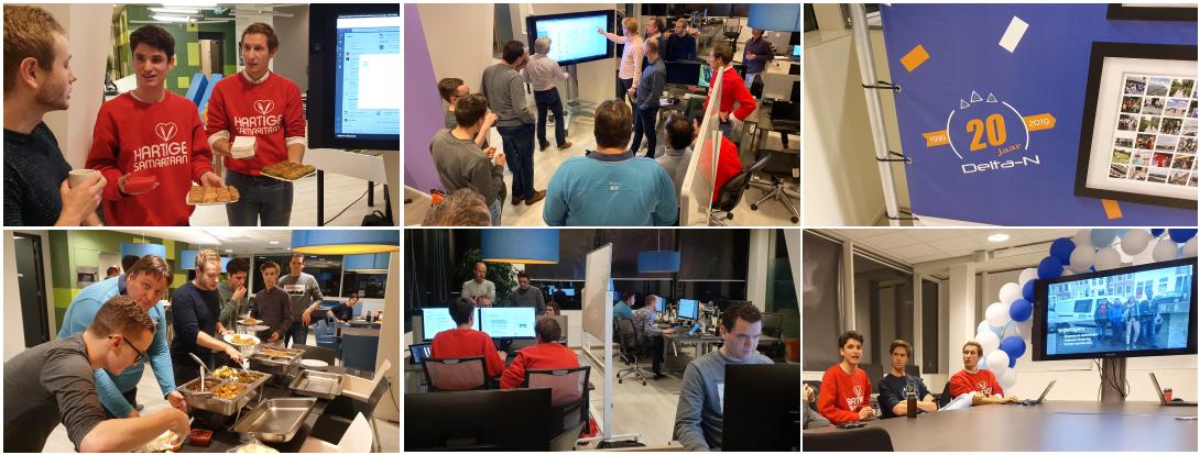Hackathon Delta-N 20 jaar