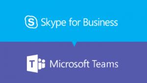 Van Skype for Business naar Teams