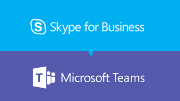 Van Skype for Business naar Teams