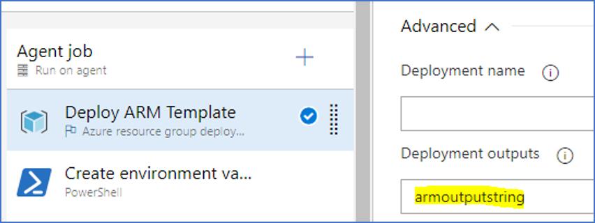 Azure DevOps: ARM template voor alle resources