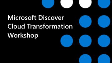 .NET Modernization workshop