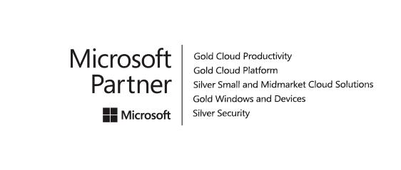 Microsoft Gold Partner