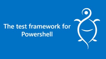 Pester, testframework for PowerShell
