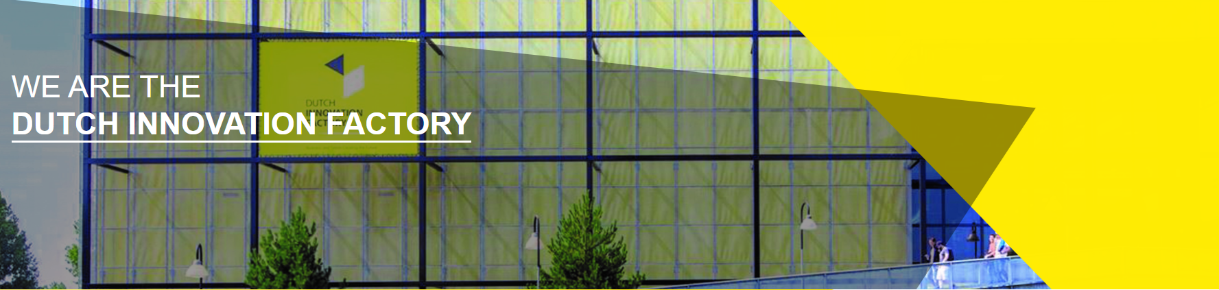 Dutch Innovation Factory community