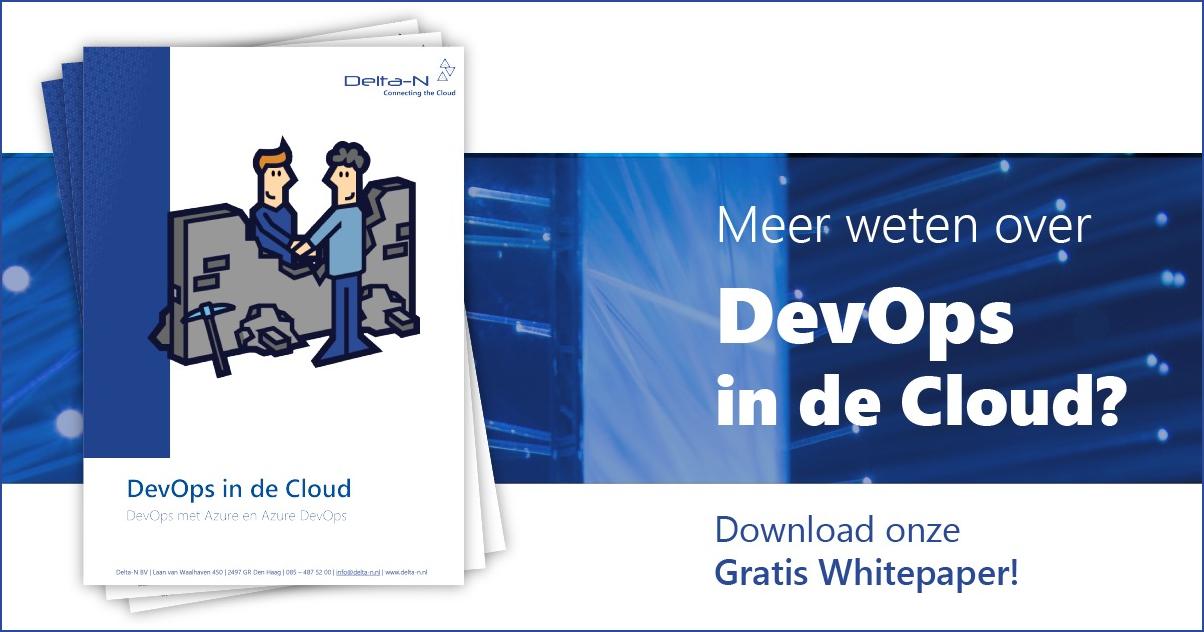 Whitepaper DevOps in de Cloud