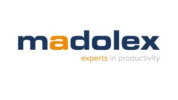 Madolex in control dankzij moderne werkplek