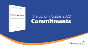 Scrum Guide 2020 Commitments