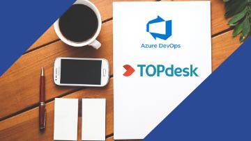 Drie verbeteringen TOPdesk Azure DevOps