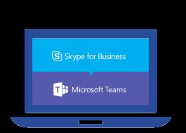 Van bellen met Skype naar Bellen met Teams