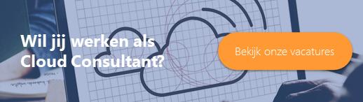 Werken als Cloud Consultant bij Delta-N