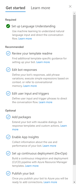 Bot composer 2.0